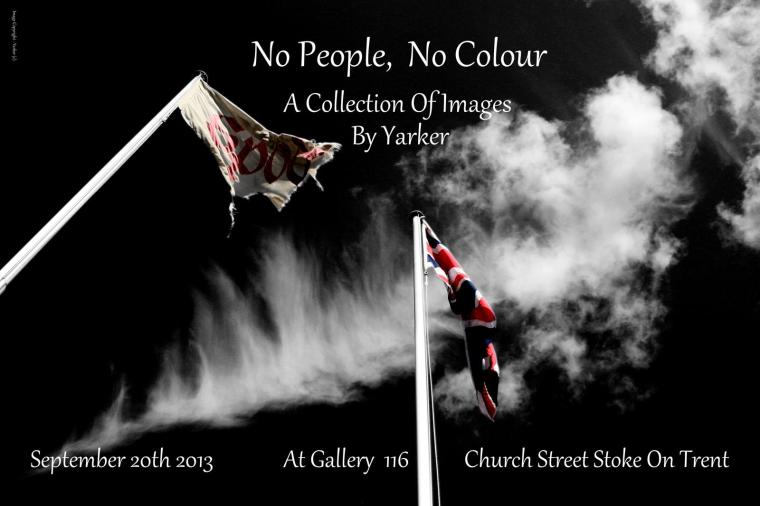 No People, No Colour By Yarker