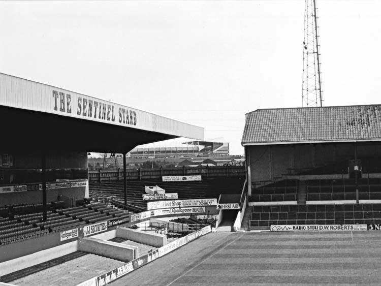 Stoke City Victoria Ground