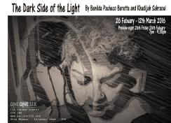Benilda Pacheco Beretta and Khadijah Sahraoui flyer idea