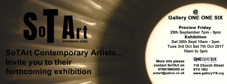 Invitation SoTArt @ Gallery 116 fb copy