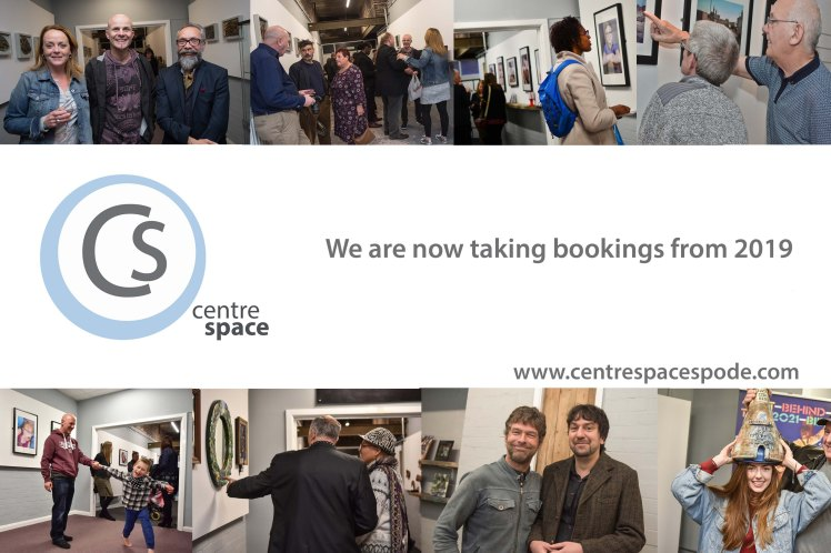centre space booking